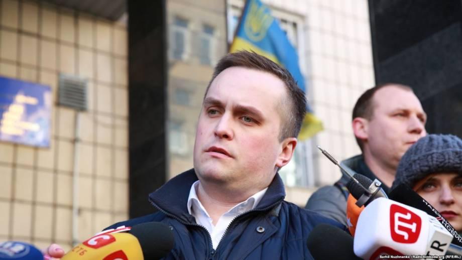 В Совете заслушивают руководителя САП Холодницького (трансляция)