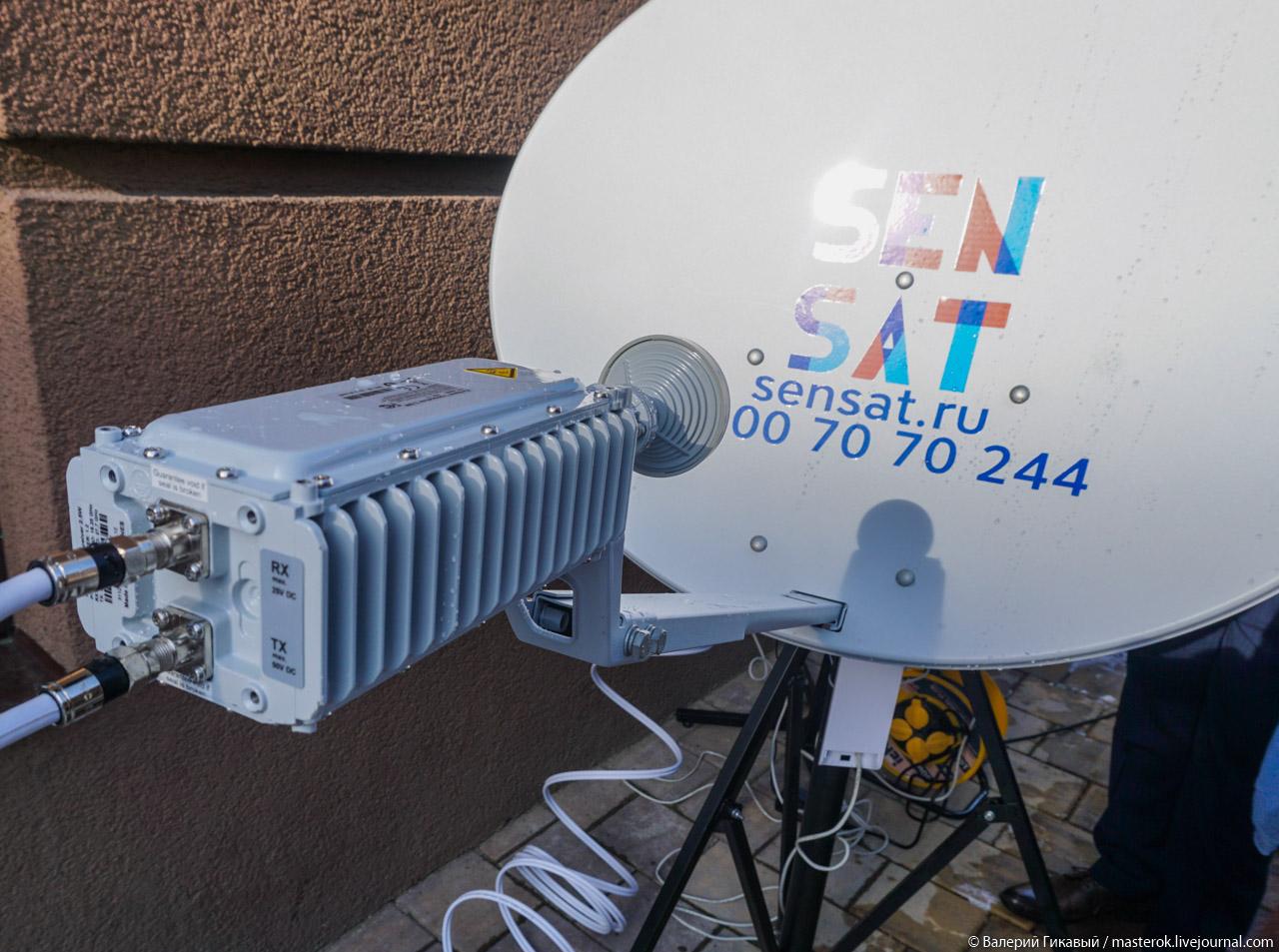 sensat спутниковый интернет тарифы
