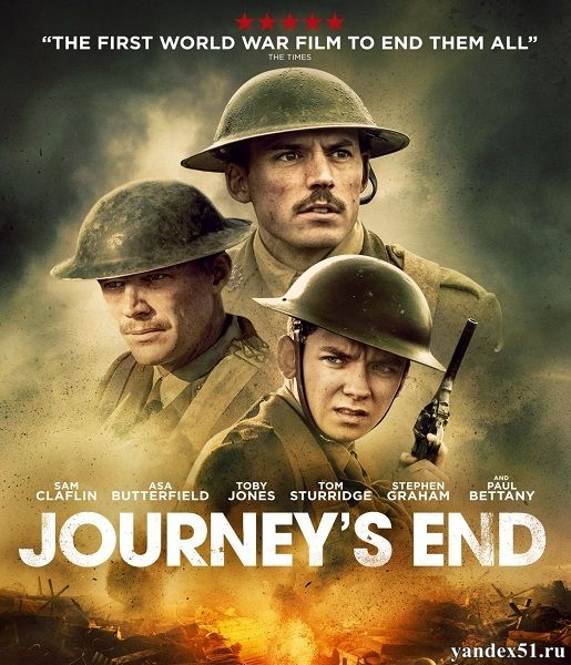 Конец пути / Journey's End (2017/WEB-DLRip)