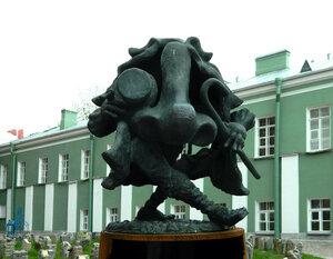 Памятник Носу Гоголя