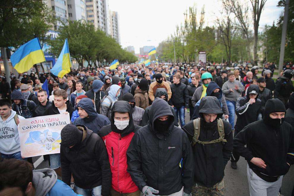HD власть Донбасс Крым новости протесты