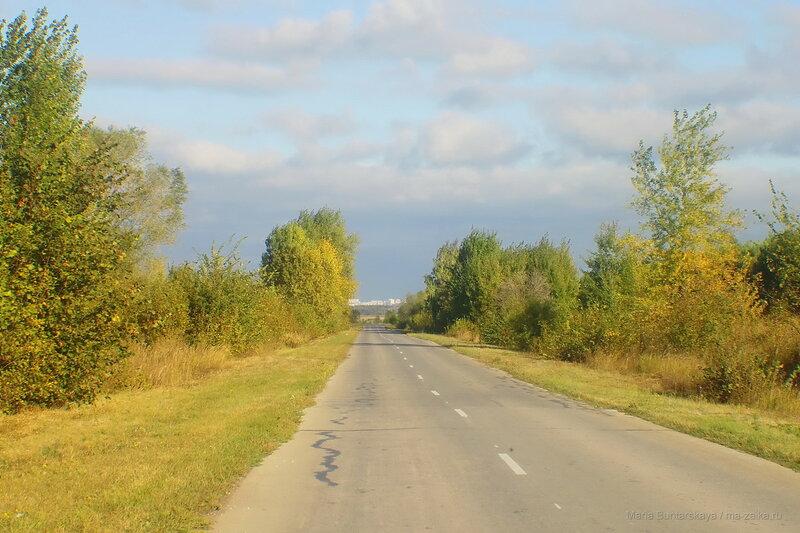 Самарская Лука, 22 сентября 2017 года