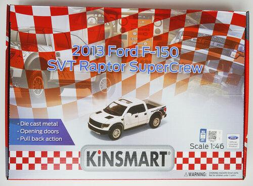 Kinsmart Ford Raptor