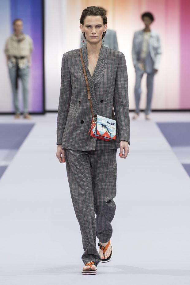#PFW: PAUL SMITH Spring Summer 2018 Collection