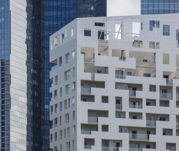 """The opportunity to build apartments at La Defense remains a rare one. All the more so"