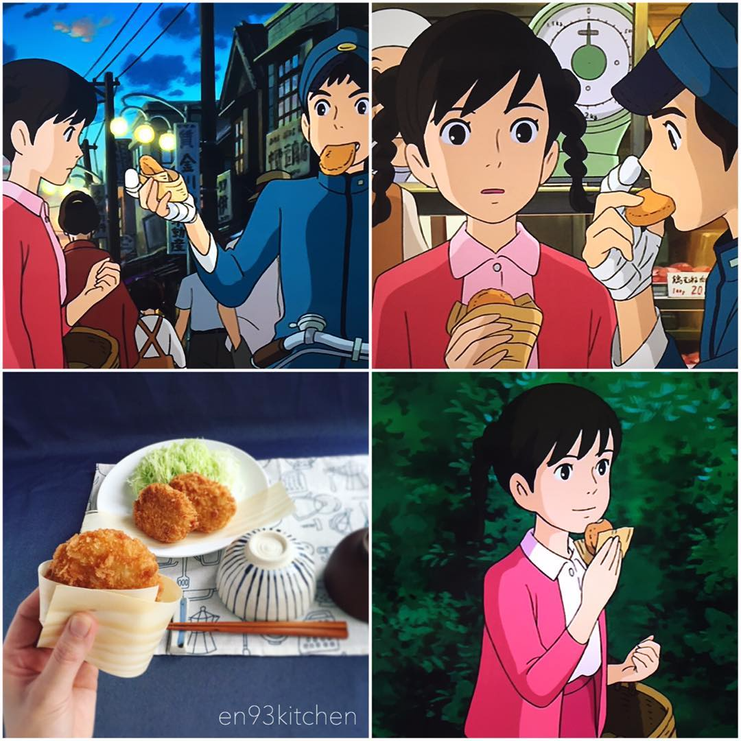 Yummy Japanese Animation Meals In Real Life
