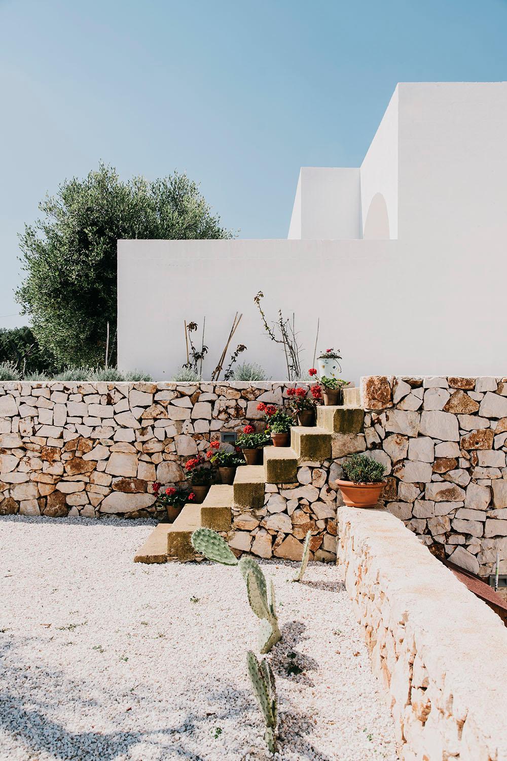 Masseria Moroseta: A Modern-Day Farmhouse by Andrew Trotter