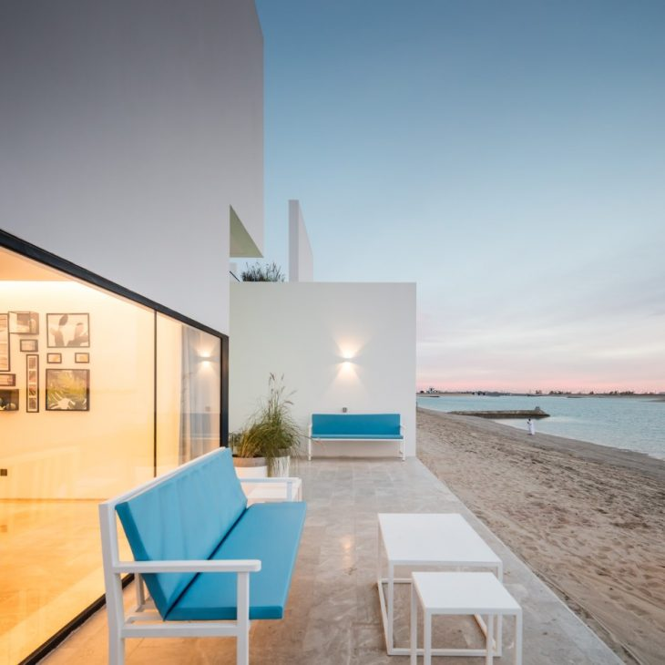 Areia houses in Kuwait by AAP - Associated Architects Partnership
