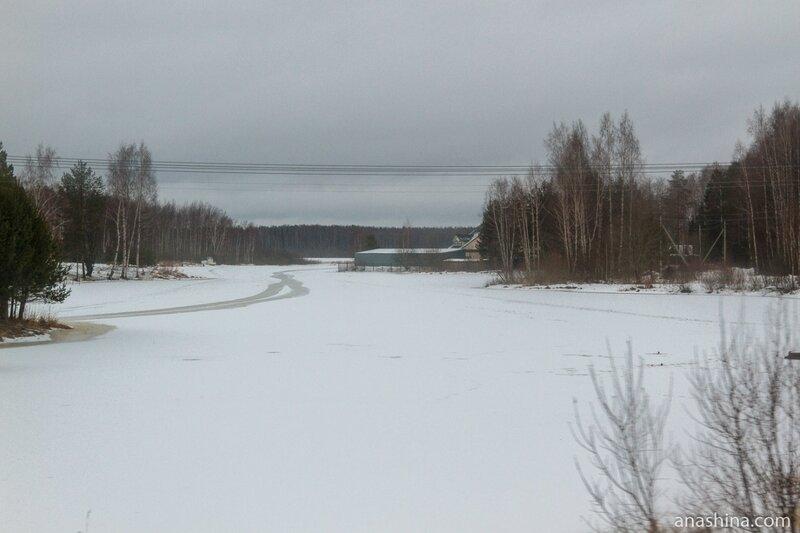 Река Ухра, Ярославская область