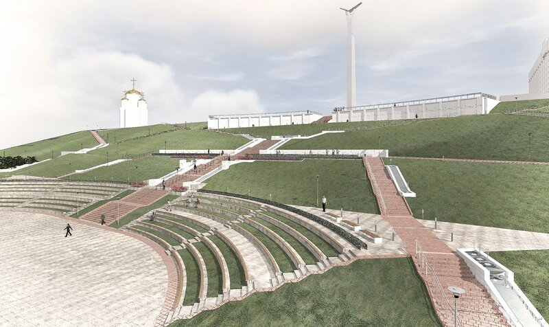 Площадь Славы - 2018