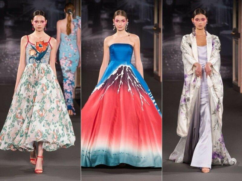 Yumi Katsura Haute Couture весна-лето 2018