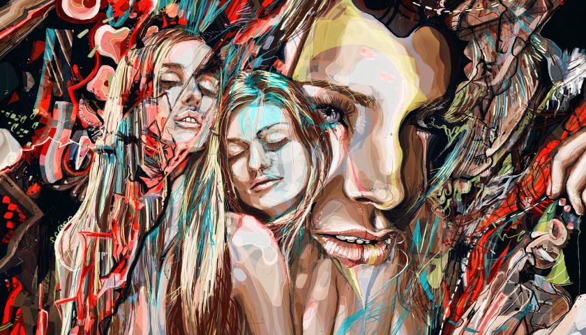Stimulating Artwork by Matt Shorthair