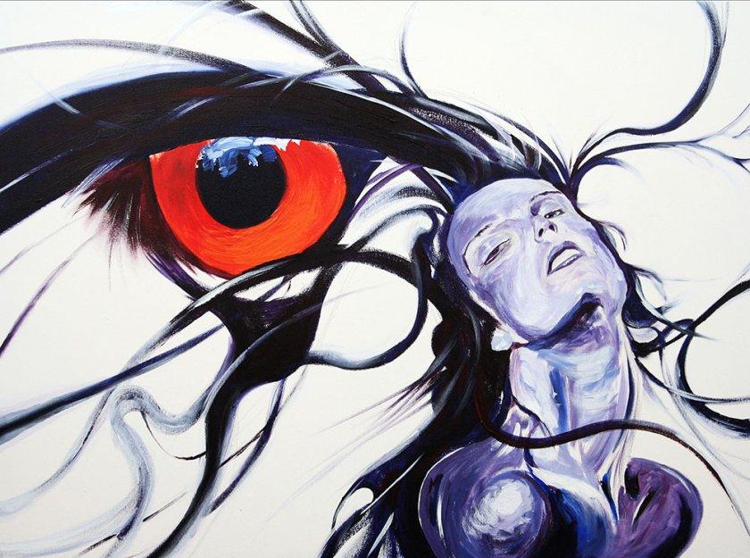 Fantastic Illustrations and Paintings by Martin Kalanda
