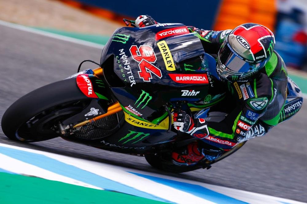 Йонас Фольгер пропустит чемпионат MotoGP 2018