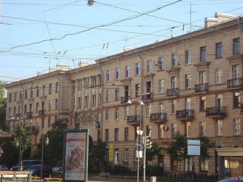 Санкт-Петербург. Ул.Стахановцев, д.6