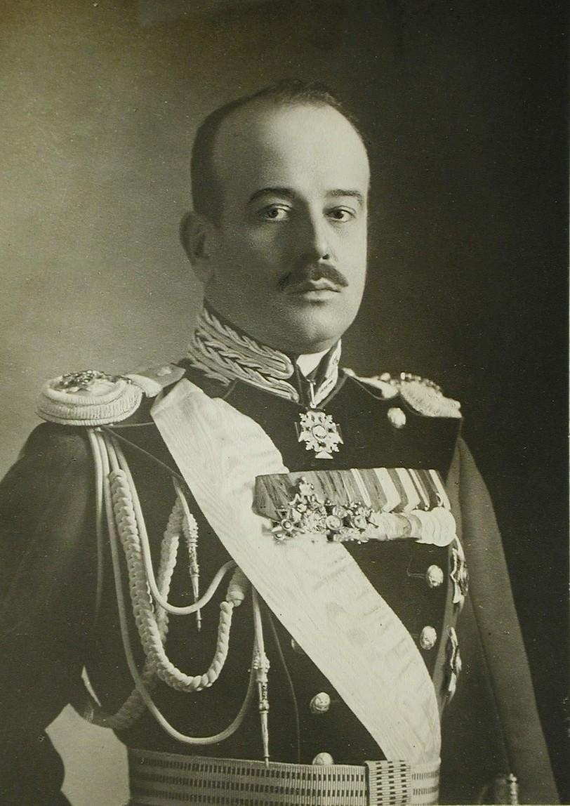 1910-е. Великий князь Борис Владимирович