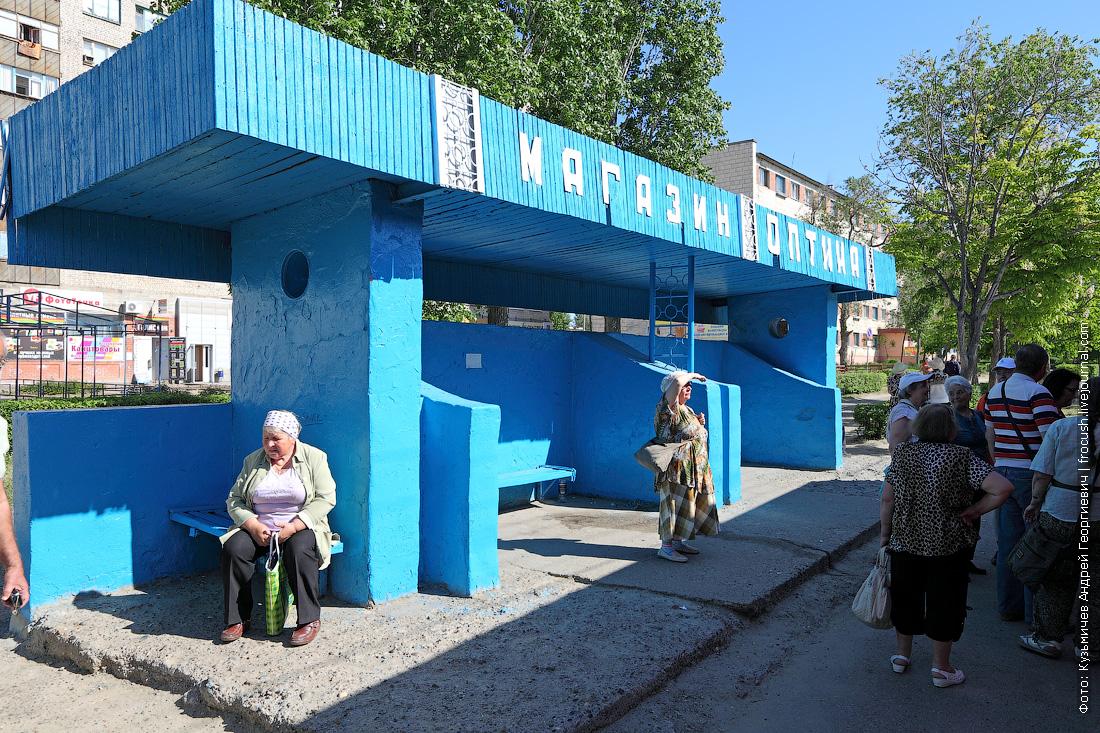 Автобусные остановки в Камышине весьма капитальные