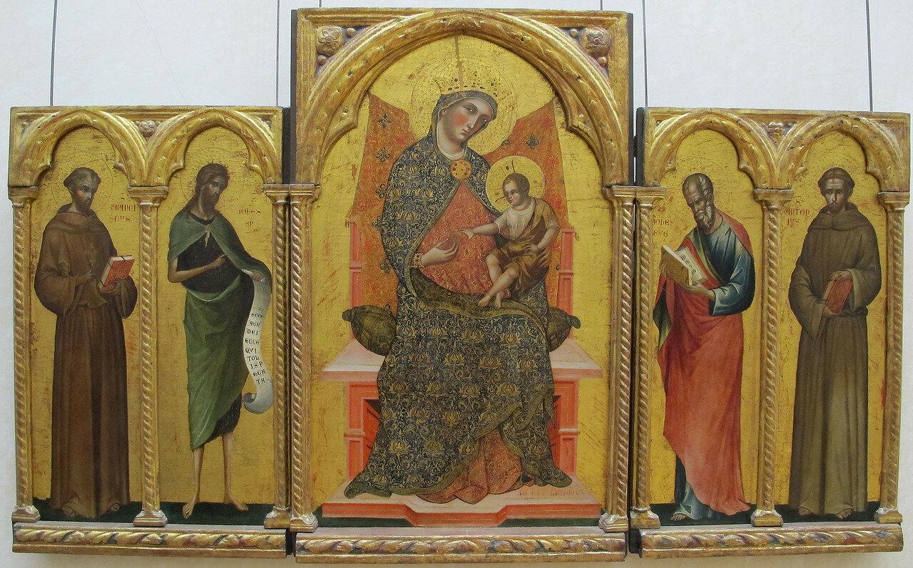 Paolo_veneziano,_madonna_col_bambino_e_santi,_1354,_01.JPG