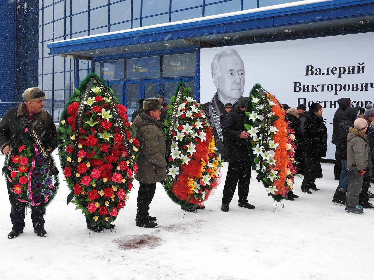 10Прощание с Валерием Викторовичем Постниковым