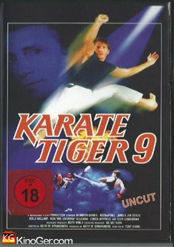 Karate Tiger 9 - Superfights (Uncut) (1995)