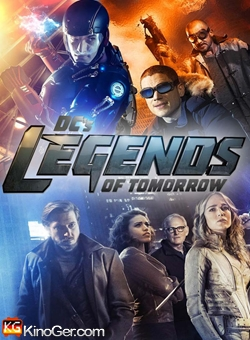 Legends of Tomorrow Staffel 01-03 (2016)