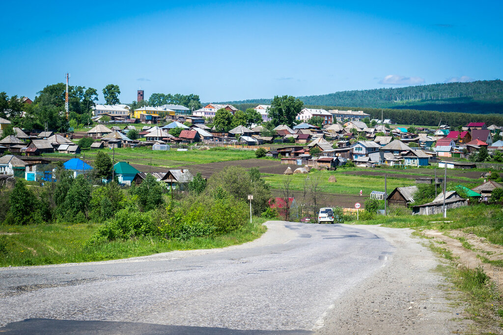 Село Медведевка