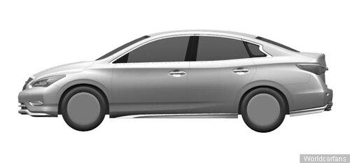 Infiniti готовится выпустить седан с электродвигателем