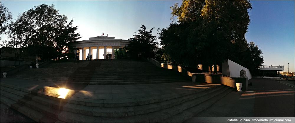 панорама Севастополя