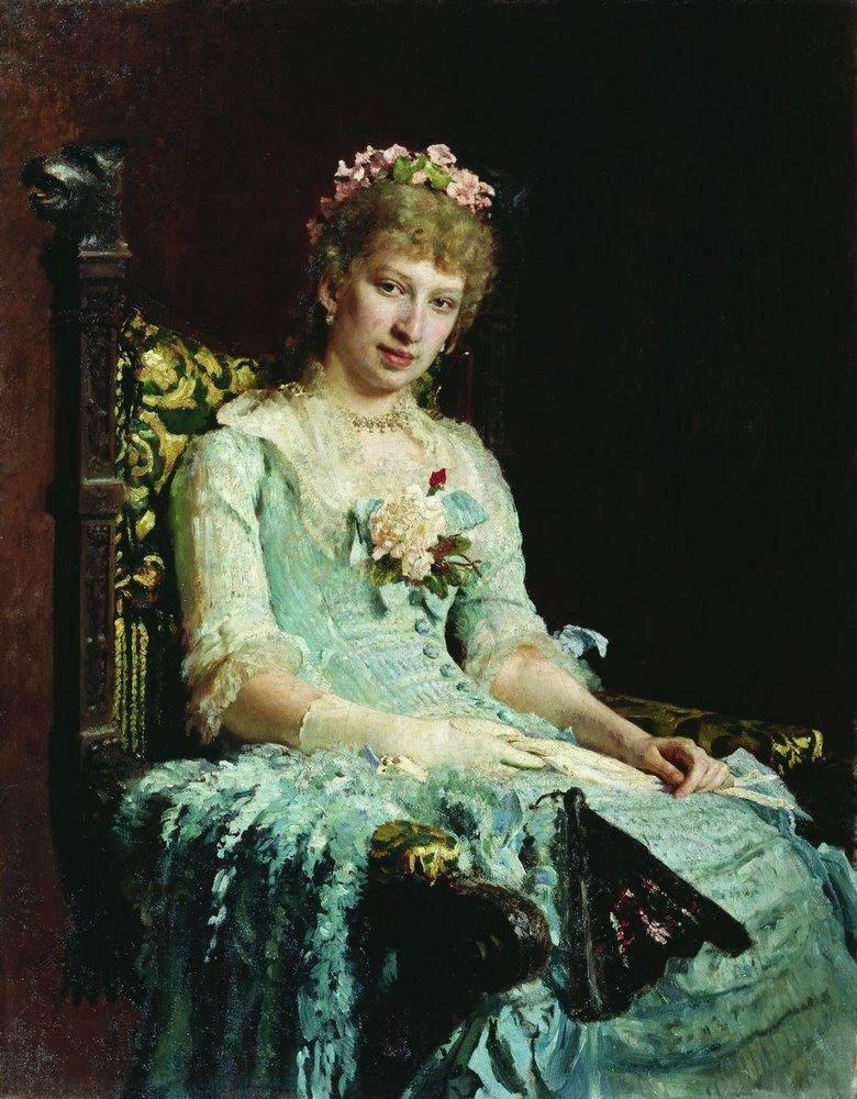 Женский портрет (Е.Д. Боткина). 1881.jpg