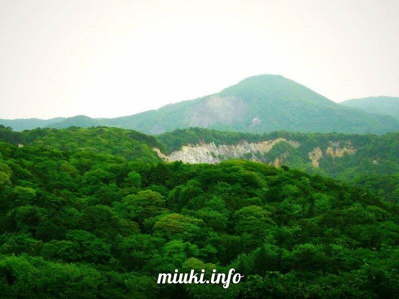 Хребет Сираками-Санти (Shirakami Sanchi)