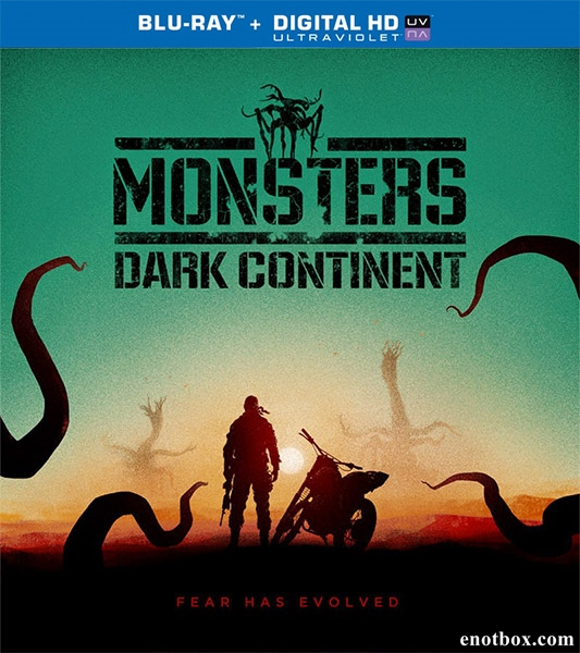 Монстры 2: Тёмный континент / Monsters: Dark Continent (2014/BDRip/HDRip)