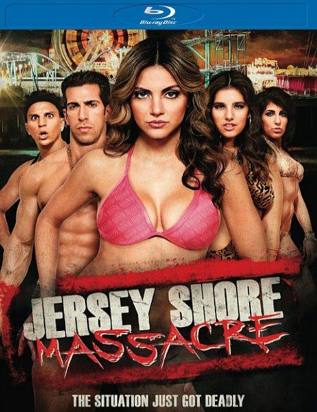 ����� �� ����� � ������ / Jersey Shore Massacre (2014) BDRip 720p + HDRip