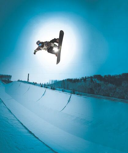 Луи Вито становится ведущим Winter XGames