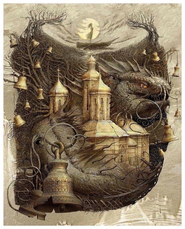 Художник Андрей Ферез. Мой мир неустойчив, то радуги в нем, то обвалы