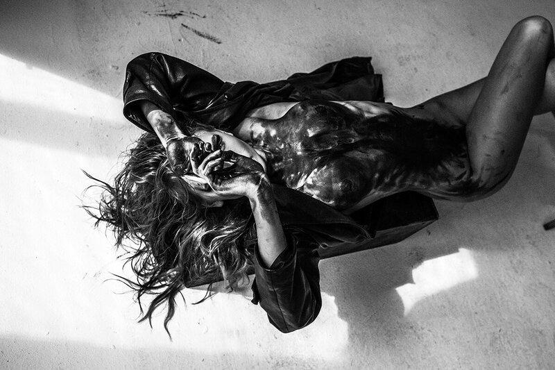 Anastasiya Scheglova by Jurij Treskow