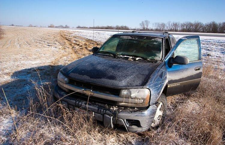 Фотографии ледяного шторма в штате Арканзас