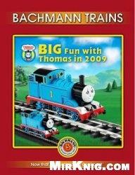Журнал Bachmann Trains. Catalog 2009
