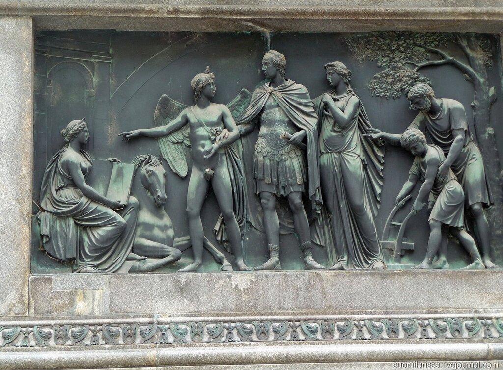 Памятник императору Иосифу II.