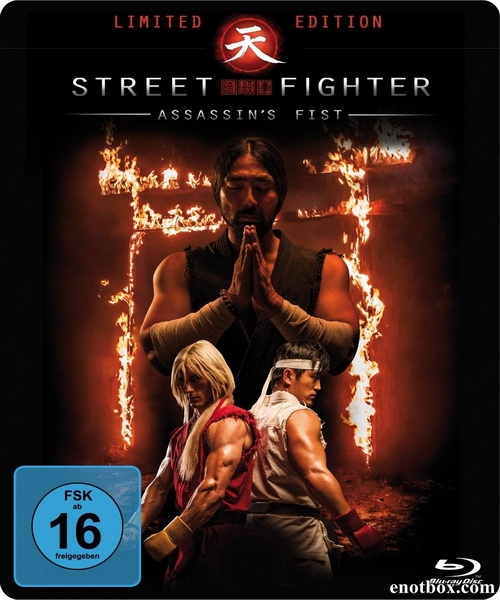 Уличный боец: Кулак убийцы / Street Fighter - Assassin's Fist (2014/BDRip/HDRip)
