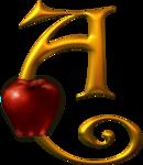 Фруктовый и цветочный алфавит