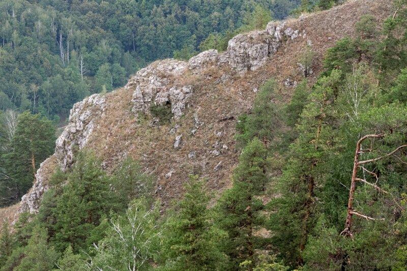 Скала, Жигулевские горы