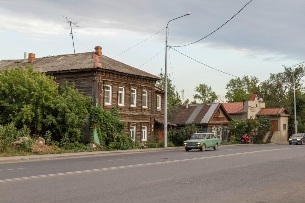 Старые дома, Пенза