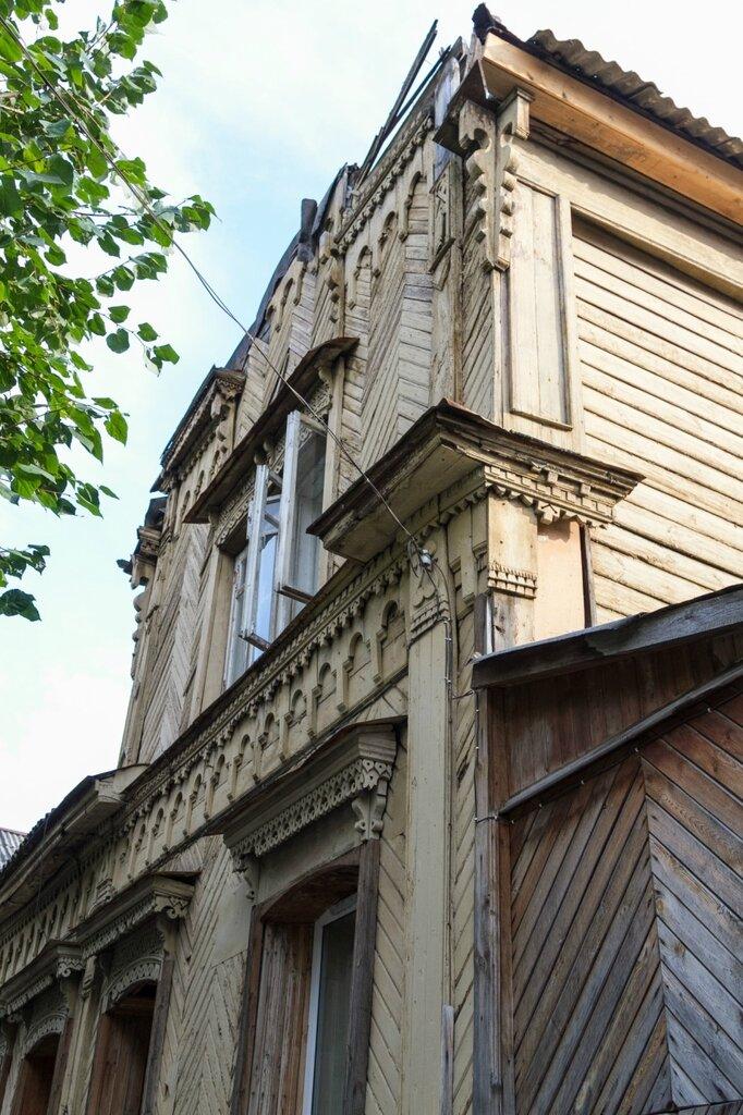Деревянный дом, Рязань