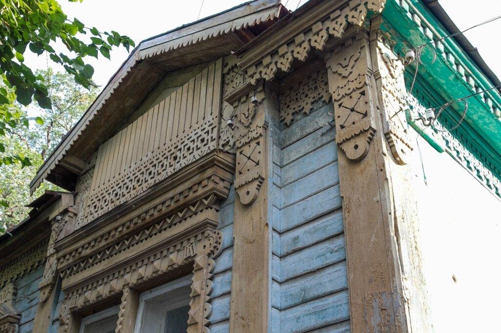 Фрагмент дома, Рязань