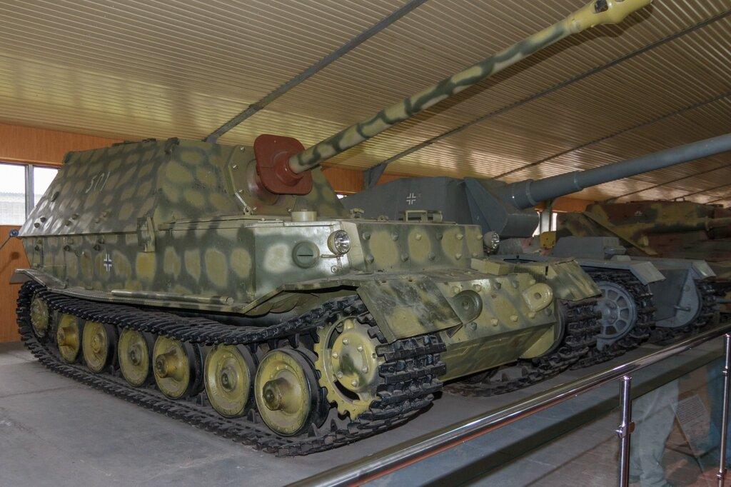 Panzerjäger Tiger (P) Ferdinand, Кубинка