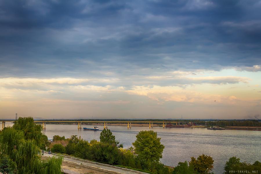 Волгоград, река Волга