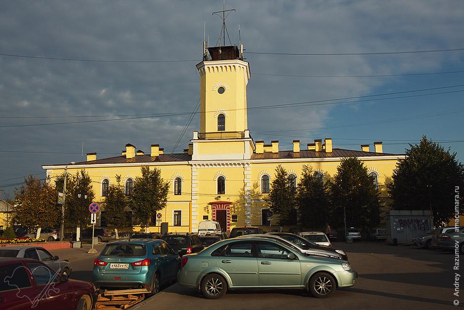 Гатчина парк и дворец