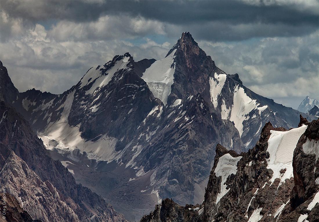 Фанские горы Памиро-Алай Таджикистан
