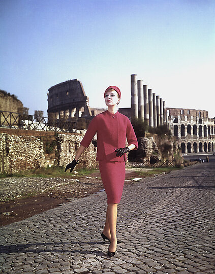 Fashion Italy 1960