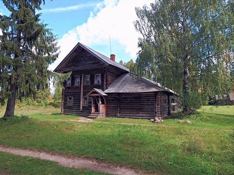 Дом - трактир 19 века.